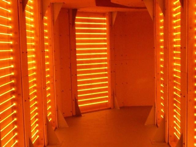 tunel oven
